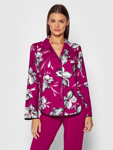 Koszula nocna - fioletowa Cyberjammies