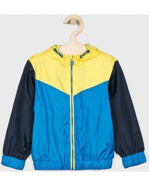 Желтая куртка Blukids