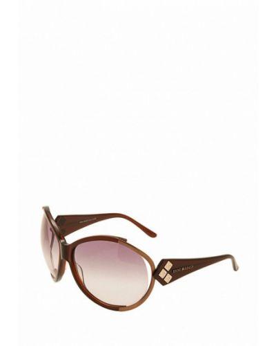 Коричневые солнцезащитные очки Enni Marco