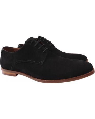 Туфли - черные Lido Marinozzi