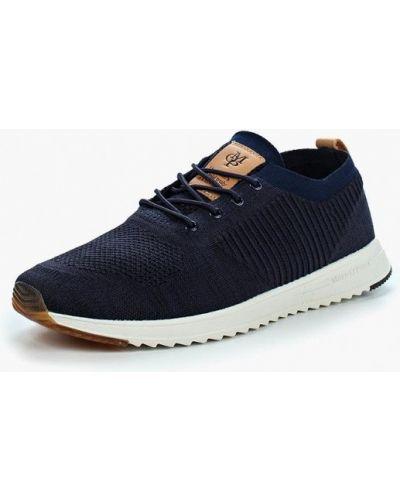 Синие кроссовки Marc O'polo