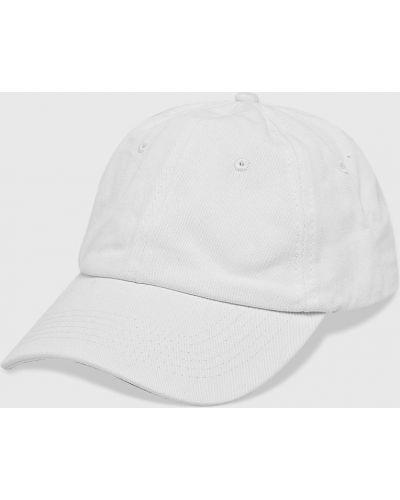 Белая шапка хлопковая True Spin