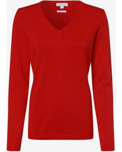 Czerwony sweter Brookshire