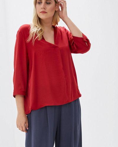 Блузка красная Rosa Thea