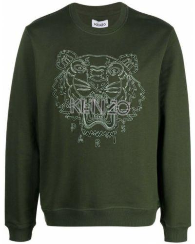 Bluza dresowa - zielona Kenzo
