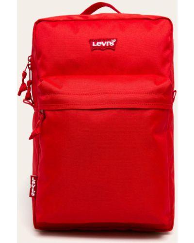 Plecak z paskami z wzorem Levi's