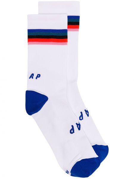 Белые носки Maap