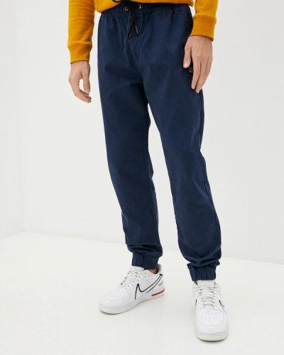 Синие брюки осенние Gloria Jeans