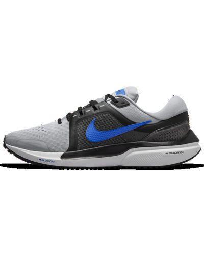 Серые туфли длинные Nike