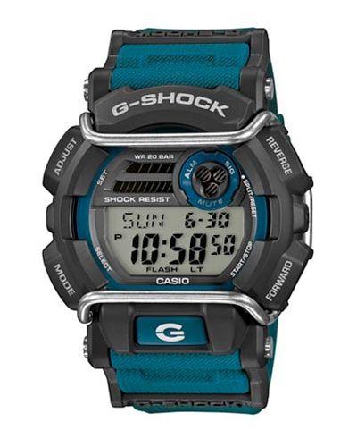 Zielony zegarek G Shock