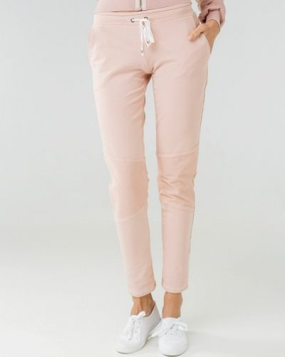 Розовые спортивные брюки Ora