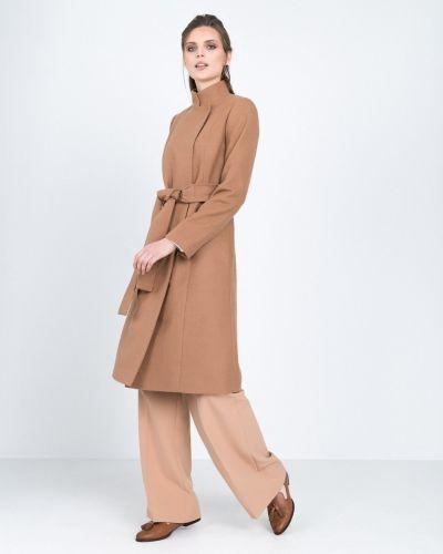 Пальто на кнопках шерстяное Audrey Right