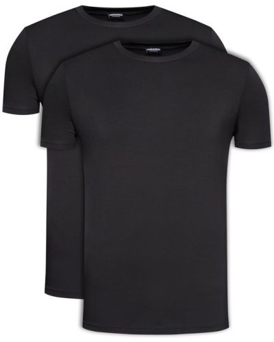 Czarna koszulka Dsquared2 Underwear