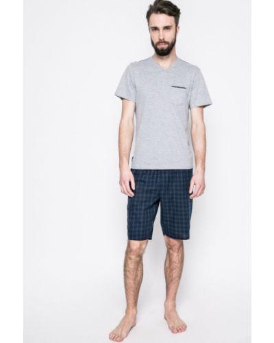 Пижама светло-серый серая Henderson