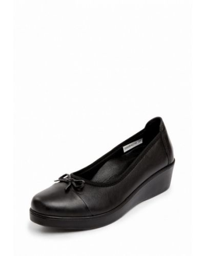 Черные туфли Alessio Nesca