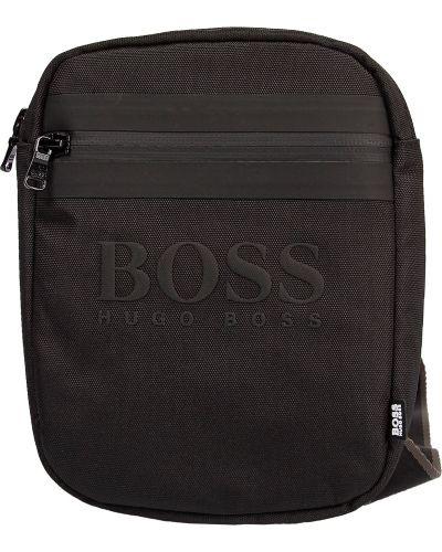 Черная сумка Hugo Boss