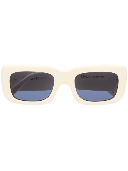 Beżowe okulary Attico