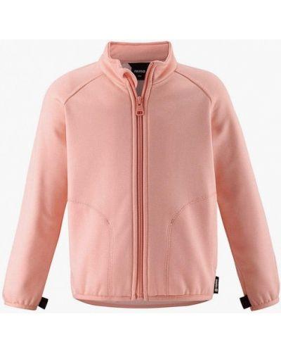 Розовая олимпийка Reima