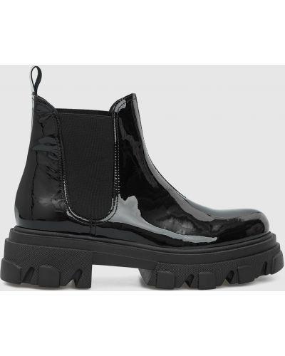 Ботинки челси - черные Babe Pay Pls