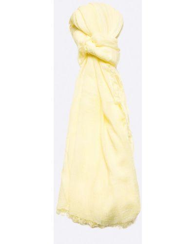 Желтый шарф Answear
