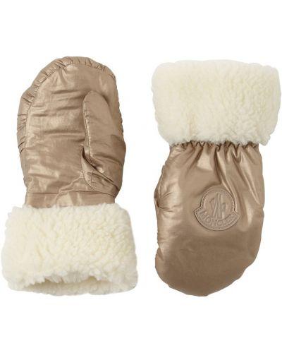 Rękawiczki z nylonu Moncler