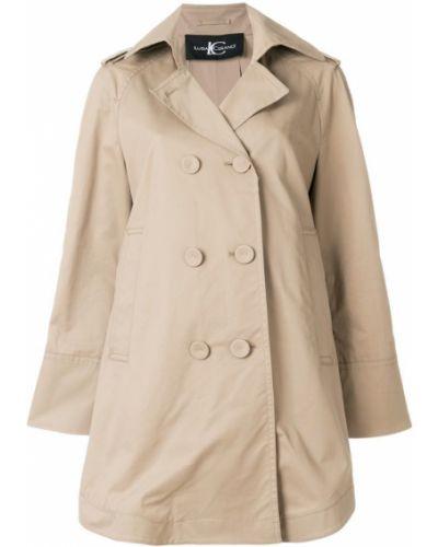 Пальто расклешенное свободное Luisa Cerano