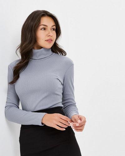 Серое боди блуза Trendyangel