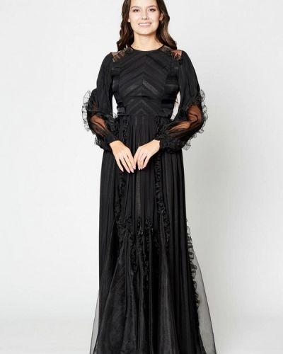 Вечернее платье турецкий черное Gizia
