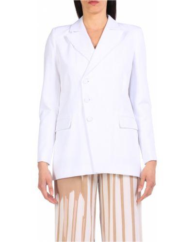 Biała kurtka Jijil