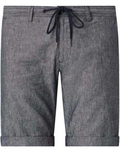 Czarne spodnie bawełniane S.oliver Black Label