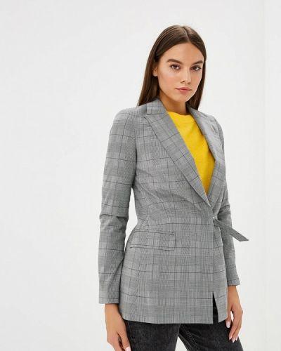 Пиджак серый турецкий Karen Millen