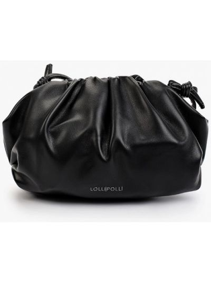 Черная сумка через плечо летняя Lolli L Polli