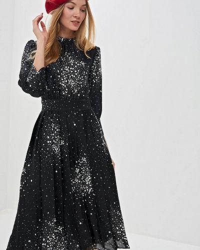 Повседневное платье турецкий черное Marks & Spencer