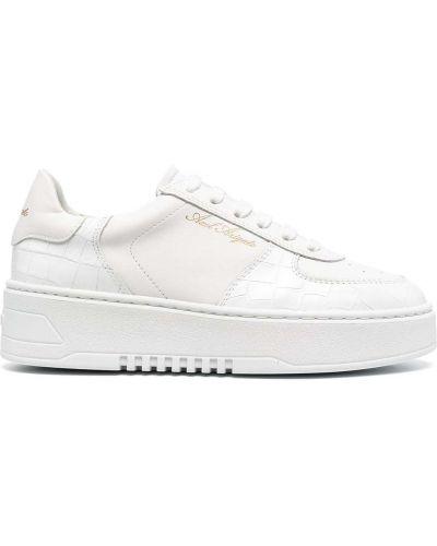 Sneakersy, biały Axel Arigato