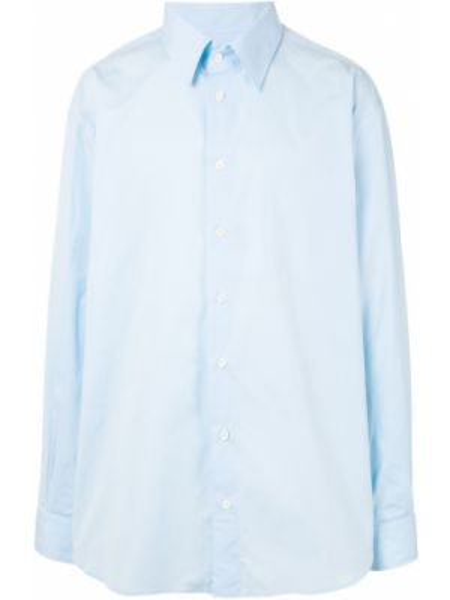 Koszula z długim rękawem klasyczna prosto Hed Mayner