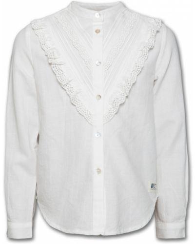 Biała koszula nocna Ao76