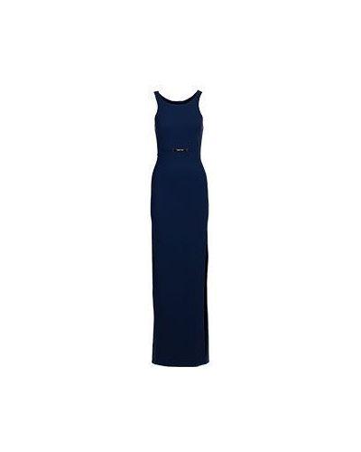 Вечернее платье синее Patrizia Pepe
