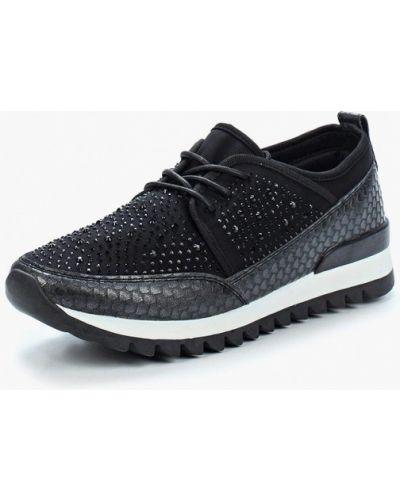 Черные кроссовки Kylie