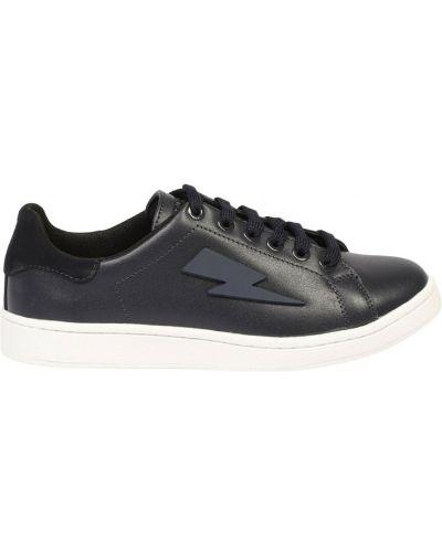 Sneakersy - niebieskie Neil Barrett