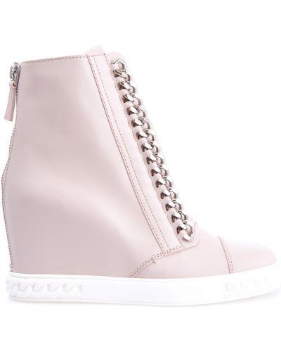 1560a35b3c02 Женские кроссовки на платформе Casadei (Касадеи) - купить в интернет ...