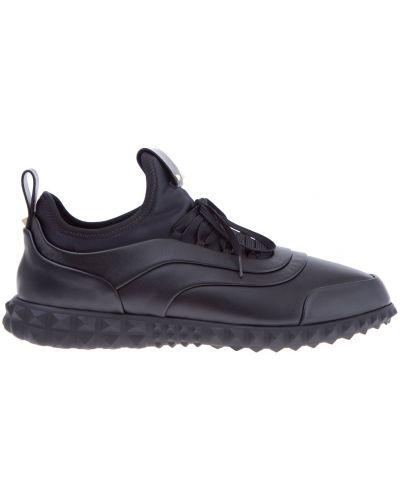 Кроссовки итальянские с шипами Valentino