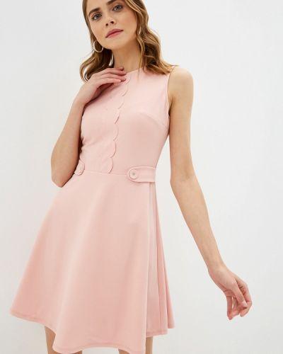Платье розовое прямое Dorothy Perkins