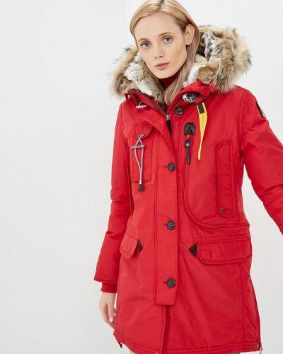 Зимняя куртка утепленная осенняя Parajumpers