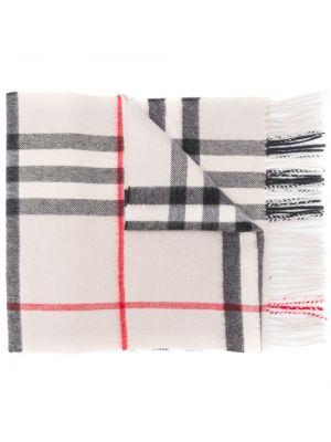 Классический шарф с кисточками Burberry