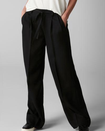 Свободные брюки прямые с завязками Marc O`polo
