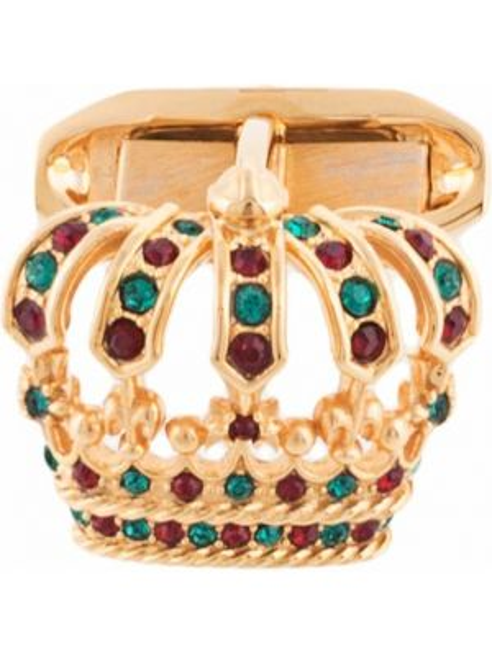 Зеленые запонки Dolce & Gabbana