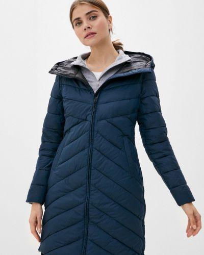 Теплая синяя куртка 4f