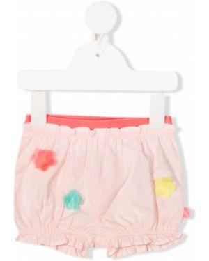 Розовые шорты Billieblush