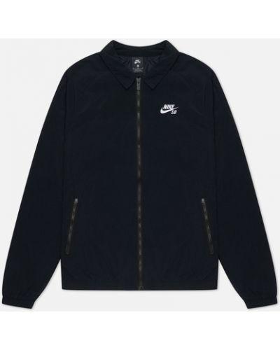 Куртка на молнии с воротником с вышивкой Nike Sb