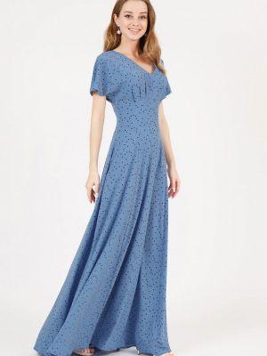 Повседневное платье - голубое Marichuell